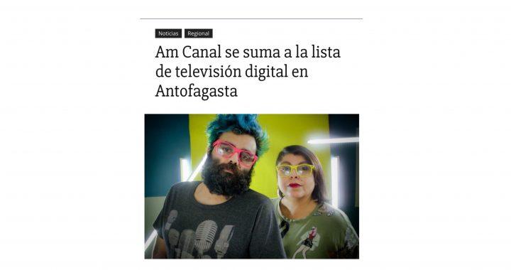 Am Canal se suma a la lista de televisión digital en Antofagasta